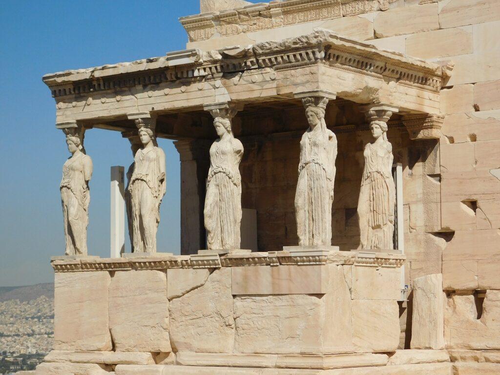 acropolis, marble, parthenon