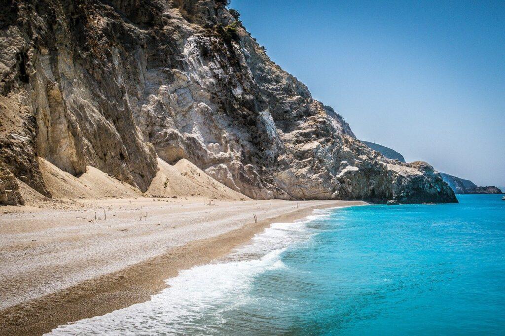 beach, sea, travel